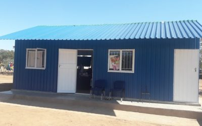Malabe border health post offically handed over