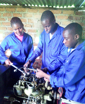 TVET for all launched