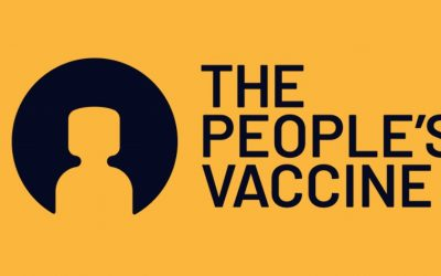 We demand a People's Vaccine to protect humanity